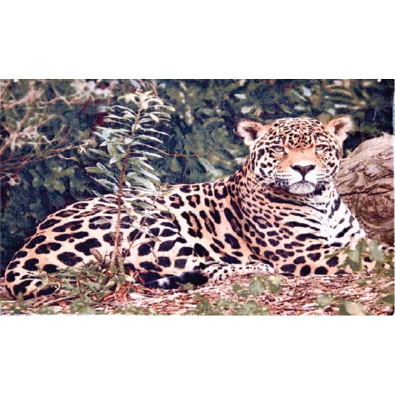 Гобелен леопард