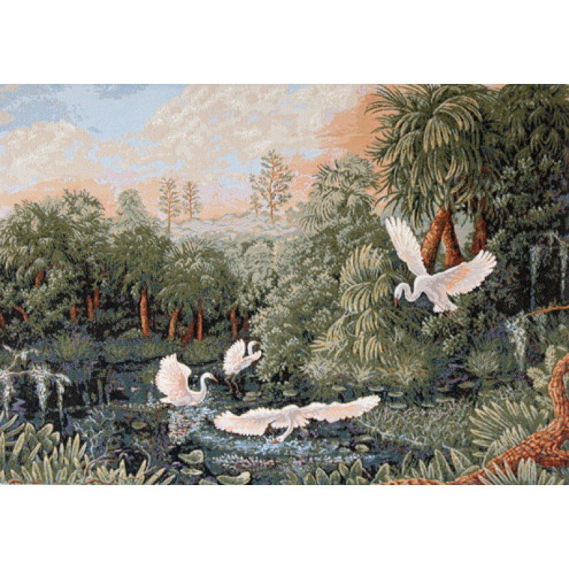 Гобелен лебединое озеро оригинал