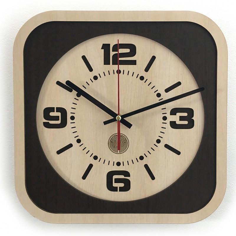 Настенные часы UGT013 светлый