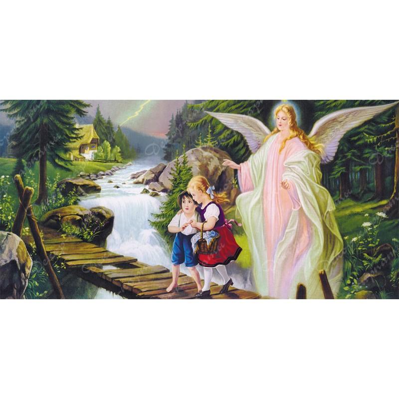Репродукция 8654 Ангел на мосту